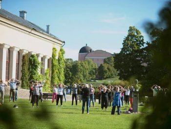 """Gratis Utomhusträning Uppsala – """"Kulturnatten"""" 8/9 2018"""