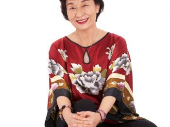 Fan Xiulan föreläser på Hälsas kryssning 4-5/10 2018